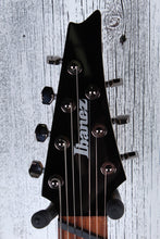Load image into Gallery viewer, Ibanez RGMS7 Solid Body Multi Scale 7 String Electric Guitar Black Gloss Finish