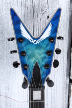 Load image into Gallery viewer, Dean ML Select Quilt Top Electric Guitar Seymour Duncan HH Ocean Burst Finish
