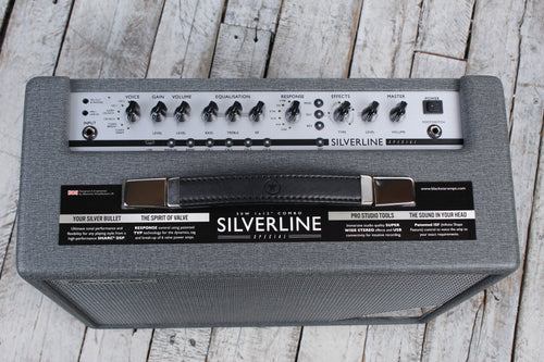 Blackstar Silverline Special Electric Guitar Amplifier 50 Watt 1 x 12 Combo Amp