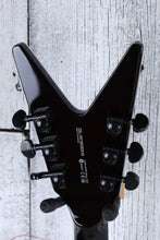 Load image into Gallery viewer, Dean Select Series V Select Classic Black Solid Body Electric Guitar SAMPLE
