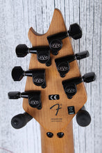 Load image into Gallery viewer, EVH Limited Edition Wolfgang Special Sassafras Electric Guitar Satin Black