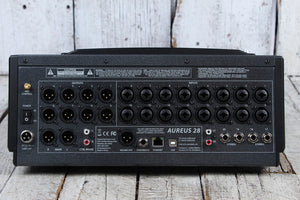 Peavey Aureus 28 Channel Digital Mixer with WiFi Bluetooth and Touch Display