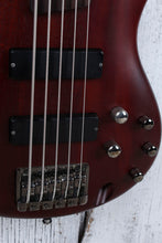 Load image into Gallery viewer, Ibanez Soundgear SR505 5 String Electric Bass Guitar with Hardshell Case