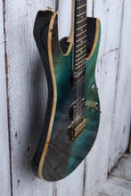Load image into Gallery viewer, Ibanez RG6PPBFX Premium Electric Guitar Poplar Burl Tropical Seafloor w Gig Bag