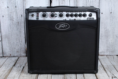 Peavey Vypyr VIP 2 Guitar Bass & Acoustic Amplifier 40 Watt 1 x 12 Modeling Amp