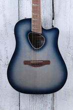 Load image into Gallery viewer, Ibanez Altstar ALT30 Acoustic Electric Guitar Indigo Blue Burst High Gloss