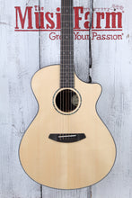 Load image into Gallery viewer, Breedlove Premier Concerto CE Acoustic Electric Guitar with Hardshell Case DEMO