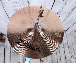 Zildjian I Essentials Plus Three Piece Cymbal Pack with Bonus Crash 13 14 18