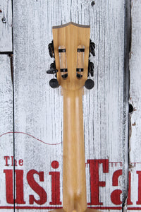 Kala Bamboo Concert Ukulele All Solid Bamboo Uke Satin Natural Finish KA-BMB-C