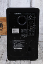 Load image into Gallery viewer, Yamaha Used HS5 Bi Amp Two Way Powered Studio Monitor 70 Watt Speaker with Box