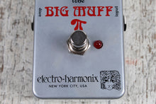 Load image into Gallery viewer, Electro Harmonix Rams Head Big Muff Pi Pedal Electric Guitar Effects Fuzz Pedal