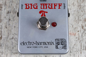 Electro Harmonix Rams Head Big Muff Pi Pedal Electric Guitar Effects Fuzz Pedal