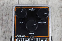 Load image into Gallery viewer, Electro Harmonix OP Amp Big Muff Pi Pedal Electric Guitar Fuzz Effects Pedal