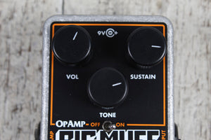 Electro Harmonix OP Amp Big Muff Pi Pedal Electric Guitar Fuzz Effects Pedal