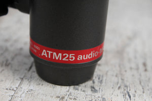 Audio Technica ATM25 Hypercardioid Dynamic Drum and Instrument Microphone