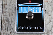 Load image into Gallery viewer, Electro Harmonix Holy Grail Pedal Electric Guitar Compact Reverb Effects Pedal