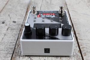Electro Harmonix Pitch Fork + Plus Electric Guitar Pitch Shifter Effects Pedal