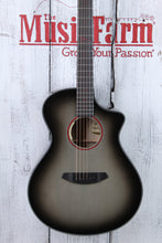 Load image into Gallery viewer, Breedlove Limited Run USA Oregon Concert Ghost Burst CE Acoustic Electric Guitar