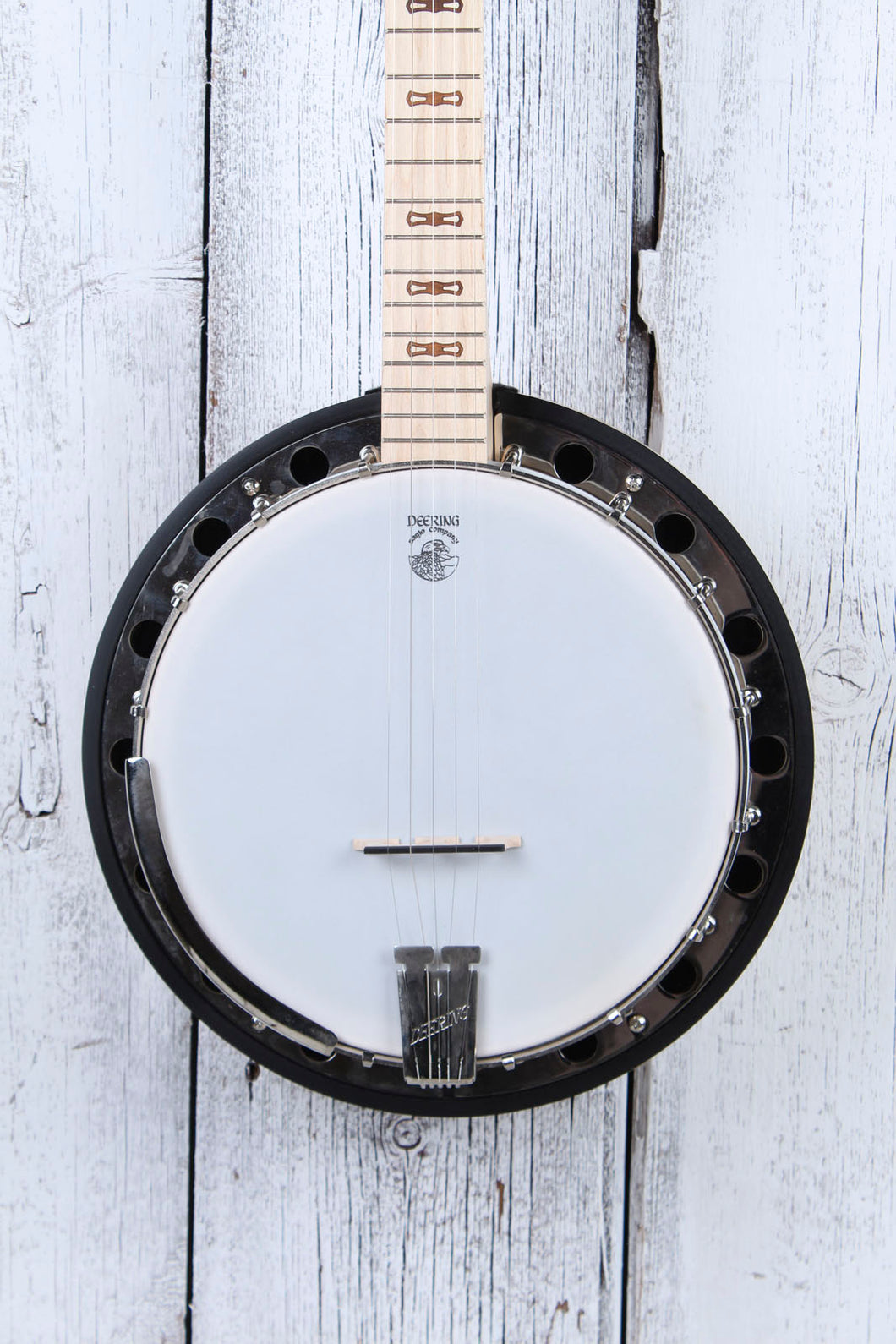 Deering Goodtime 2 Two 5 String Banjo with Maple Resonator Made in the USA
