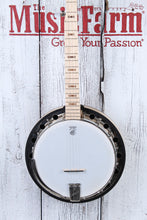 Load image into Gallery viewer, Deering Goodtime 2 Two 5 String Banjo with Maple Resonator Made in the USA