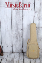 Load image into Gallery viewer, Gretsch G9121 A.C.E. Tenor Acoustic Electric Ukulele Honey Mahogany with Gig Bag