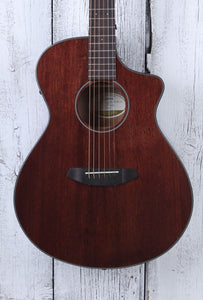 Breedlove Discovery Concert Acoustic Electric Guitar Limited Edition Cosmo Stain