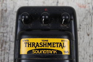 Ibanez Soundtank Series Thrashmetal TM5 Electric Guitar Distortion Effects Pedal