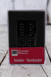 Seymour Duncan SH-8B Invader Electric Guitar Bridge Humbucker Pickup Black