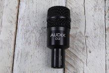 Load image into Gallery viewer, Audix D2 Professional Dynamic Instrument Microphone Hypercardioid Drum Mic