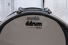 Load image into Gallery viewer, ddrum Dios Series Hand Hammered Bronze Snare Drum 6.5 x 14 Bronze Finish