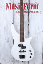 Load image into Gallery viewer, Jackson JS Series Spectra Bass JS2 4 String Electric Bass Guitar Snow White