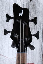 Load image into Gallery viewer, Jackson JS Series Spectra Bass JS2 4 String Electric Bass Guitar Gloss Black