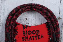 Load image into Gallery viewer, Coffin CF-ICBS10R  Bloodsplatter Insrument Cable 10 Foot Right Angle to Straight