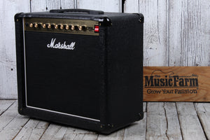Marshall DSL15C Electric Guitar Tube Amplifier 15 Watt Amp with Footswitch