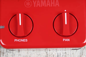 Yamaha Red SessionCake Portable Mixing Headphone Amplifier w Hi Z Input SC-01
