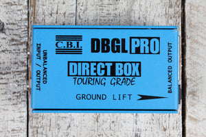 CBI Direct Box with Ground Lift