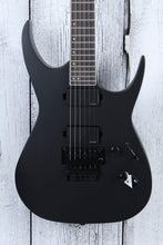 Load image into Gallery viewer, Dean Exile Select Floyd Fluence Electric Guitar Black Satin EXILE F FL BKS