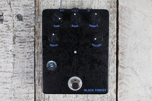 Black Arts Toneworks Black Forrest Overdrive Electric Guitar Effects Pedal