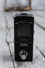 Load image into Gallery viewer, On Stage GTP7000 Mini Guitar Pedal Tuner for Pedal Board w True Bypass Circuitry