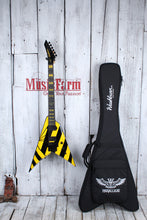 Load image into Gallery viewer, Washburn Michael Sweet Stryper Parallaxe V260FR Electric Guitar with Gig Bag