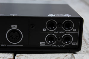 Steinberg UR242 Audio Interface 4 Channel USB 2.0 Pro Audio Desktop Interface