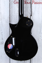 Load image into Gallery viewer, ESP LTD Eclipse EC-1000 Solid Body Electric Guitar BStock Black Gloss Finish
