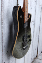 Load image into Gallery viewer, EVH Wolfgang WG Standard QM Electric Guitar Quilt Maple Top Black Fade Finish