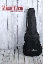 Load image into Gallery viewer, Breedlove Organic Wildwood Concerto Satin CE Acoustic Electric Guitar w Gig Bag