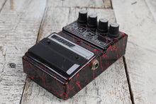 Load image into Gallery viewer, DOD FX86 Jason Lamb Death Metal Blood Splatter Electric Guitar Effects Pedal