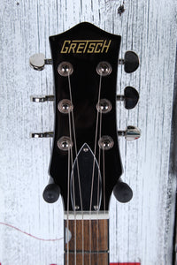Gretsch G2210 Streamliner Junior Jet Club Electric Guitar Gunmetal Gloss Finish