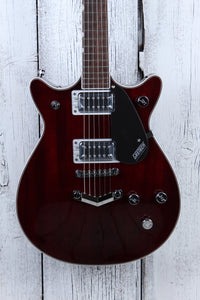 Gretsch G5222 Electromatic Double Jet BT Chambered Electric Guitar Walnut Stain