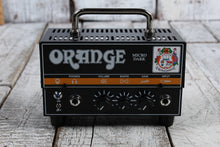 Load image into Gallery viewer, Orange Micro Dark Solid State Hybrid Electric Guitar Amplifier Head 20W Amp