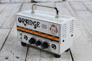 Orange Micro Terror MT20 Electric Guitar Amplifier Head Small Hybrid 20 Watt Amp