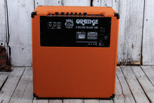 Load image into Gallery viewer, Orange Crush Bass 100 Electric Bass Guitar Combo Amplifier 100 Watt Amp with FX